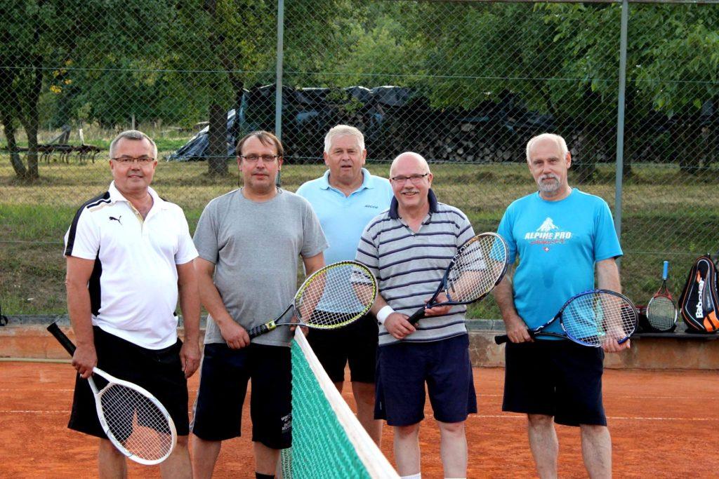 Tenis Voděrady